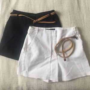 Zara shorts bundle